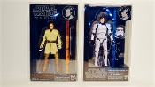 "Star Wars Black Series 6""  Orange/Blue  (1 Protector)"