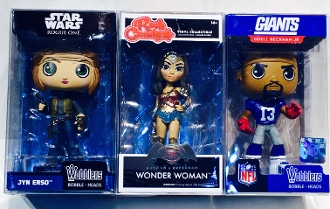 Funko Wobblers / Rock Candy Box Protectors   (25 pack)