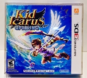 Kid Icarus Uprising 3DS Box Protector   (1 Protector)