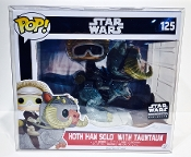 Funko Hoth Han Solo With Tauntaun Protector   (1 Protector)