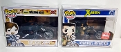 Funko Choppers (Ghost Rider / Wolverine / Daryl)  (1 Protector)