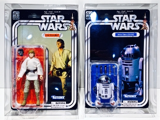 Star Wars 40th Ann.  (US Shipping Only)  (50 Pack)