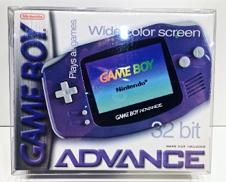 Game Boy Advance Console Box Protectors  (2 Pack)