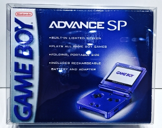 Game Boy Advance SP Console Box Protector  (1 Pack)