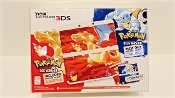 NEW 3DS Pokemon 20th Console Box Protector  (1 Protector)