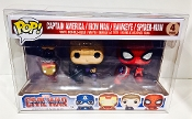 Funko Civil War 4 Pack Protector    (1 Protector)