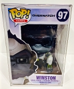 "Funko Winston Overwatch 6"" Protector   (1 Protector)"