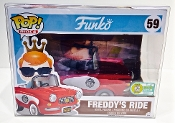 Funko Freddy Rides Protectors   (2 Pack)