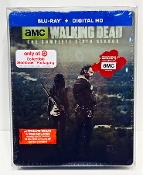 Walking Dead Jumbo Steelbook Protectors  (Read!)   (2 pack)