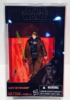 "Star Wars Black Series 3.75""  Box Protectors  (25 pack)"