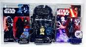 "Star Wars 3.75"" Carded Figures READ DESCRIPTION!  (1 Protector)"