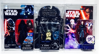 "Star Wars 3.75"" Carded Figures READ DESCRIPTION!  (40 pack)"