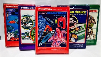 Intellivision Tall Box Protectors (50 Pack)