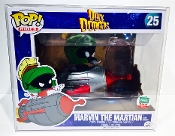 Funko Marvin The Martian With Rocket Protector  (1 Protector)