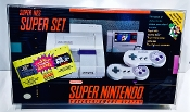 #4 SNES Super Set (1 Protector)    Read Description!