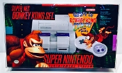 #4 SNES Donkey Kong Set (1 Protector)    Read Description!