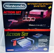 #12 NES Action Set    (1 Protector)