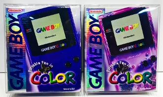 Game Boy Color Console Box Protector  (1 Protector)