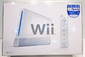 #16 Wii Original Console (1 Protector)  Read Description!