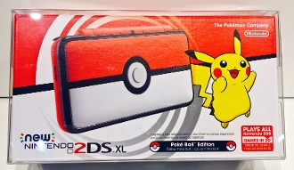 2DS XL Console Box Protector  (1 Protector)