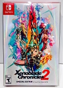 Xenoblade Chronicles 2 Switch Special Edition Box Protector  (1)