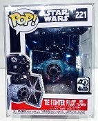 Funko Tie Fighter Pilot With Tie Fighter Protector   (1 Pack)