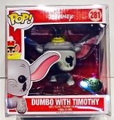 Funko Dumbo Disney Treasures Box Protector  (1 Protector)