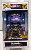 Funko Thanos With Throne Box Protector    (1 Protector)