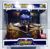 Funko Thanos With Sanctuary 2 Box Protector    (1 Protector)