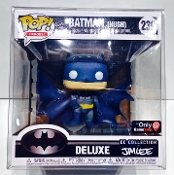 Funko Batman Hush Deluxe Jim Lee Box Protector  (1 Protector)