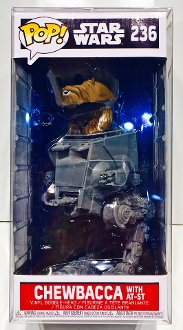 Funko Chewbacca With AT-ST Box Protector (1 Protector)