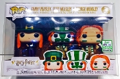Funko Harry Potter Weasley ECCC 3 Pack Protector  (1 Protector)