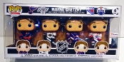 Funko Pop!  Smaller 4 pack (Gretzky)  (1 Protector)
