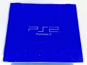 #25 PS2 Fat Blue Box Console Box Protector (1 Protector)