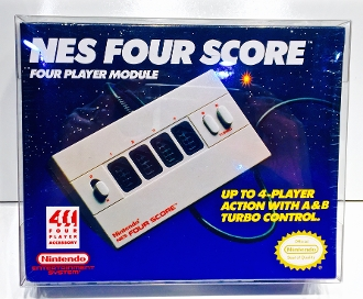 NES Four Score Box Protector (1 Protector)