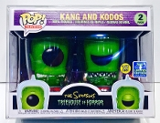 Funko Simpsons Kang And Kodos 2 Pack Box Protector (1 Protector)