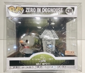 Funko Zero In Doghouse (Not Custom..Read!)    (1 Protector)