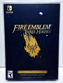 Fire Emblem Three Houses Seasons of Warfare  (1 protector)