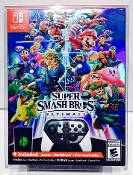 Switch Super Smash Ultimate Box Protector  (1 Protector)
