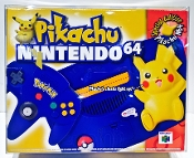 #31 Pikachu N64 Console Box Protector  (1 Protector)