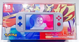 Switch Lite Console Box Protector  (1 Protector)