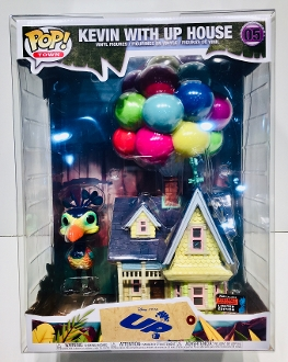 1 Funko Kevin With UP House Box Protector (SHIPPING INCLUDED)