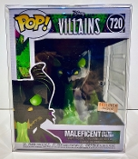 Funko Maleficent As The Dragon Box Protector (1 Protector)