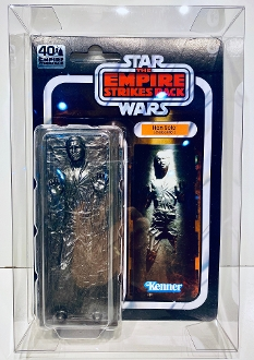 Star Wars 40th Anniversary Han Solo Carbonite   (1 Protector)