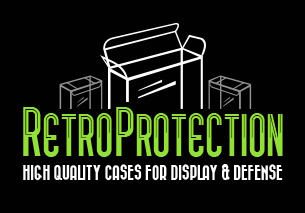 Box protectors for video games, Funko, Movies, Action